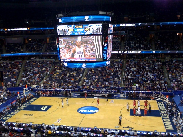Are you ready for the March Madness? ... photo by CC user toddwickersty on Flickr